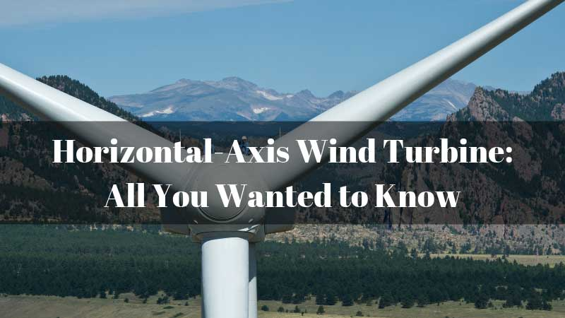 Horizontal-Axis-Wind-Turbine