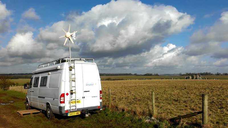 RV-Wind-Turbine