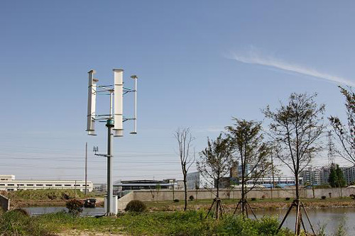 Vertical-Axis-Wind-Turbines